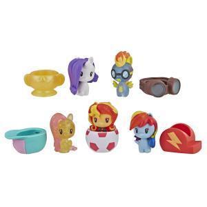 My Little Pony The Movie G4 Walmart Exclusive Pirate Ponies PINKIE PIE